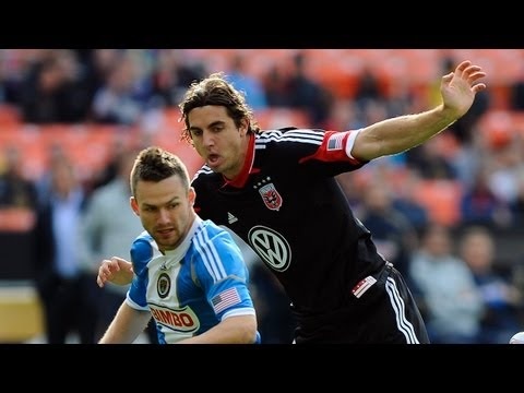 HIGHLIGHTS: DC United vs Philadelphia Union | April 21, 2013