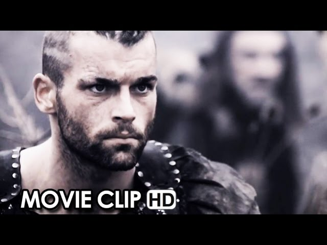 Sword of Vengeance Movie CLIP 'Release Hell' (2015) - Action Movie HD