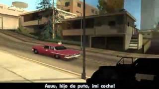 Gta San Andreas-Loquendo La gran Fiesta de cj y la Vengaza de Jonh