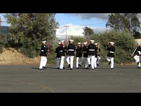 "Basic High School Armed Drill Team (Exhibition) ""Temecula"""