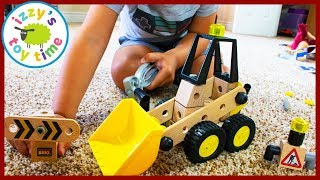 Cars for Kids! BRIO BUILDER CONSTRUCTION PLAYSET!