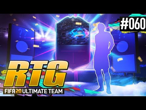 WE PACKED A HUGE RTTF CARD! - #FIFA20 Road to Glory! #60 Ultimate Team