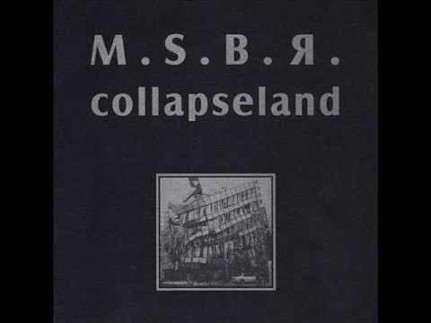M.S.B.R. - The Blaze Of Collapsing (Part One) / The Blaze Of Collapsing (Part Two)