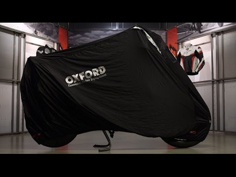 Oxford Protex Stretch Motorcycle Cover Review at RevZilla.com