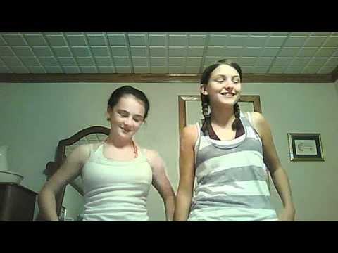 Jordan And Malenta Singing Dont Go By Paul Butcher (really Bad But Idc =)) video
