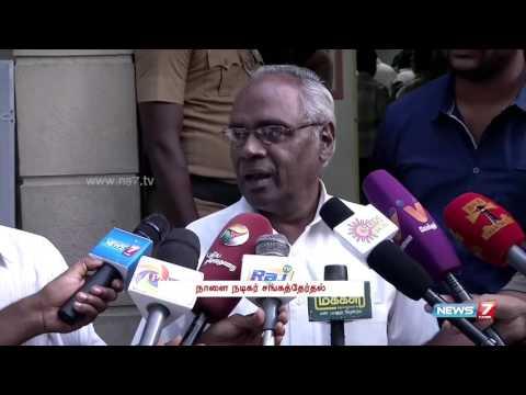 Nadigar Sangam elections commissioner Mohan talks about postal votes | Tamil Nadu | News7 Tamil