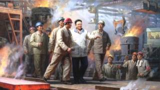 North Korean Song: The General Is the Great Champion