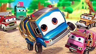 #appMink Baby Truck Nursery Rhymes ( Baby Shark Truck Version ) Fortnite Dance with Cars