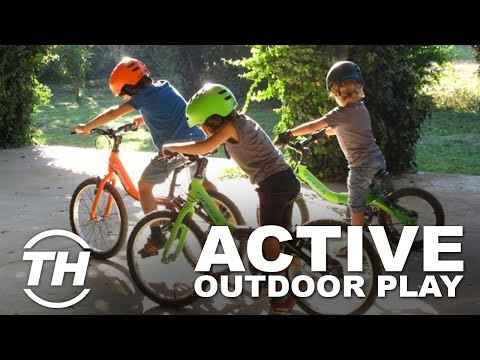 Top 3 Outdoor Activity For Kids | Adjustable Kid Bicycles