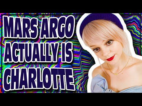 MARS ARGO ACTUALLY CHARLOTTE (WHY ARE THERE TWO THAT POPPY'S)