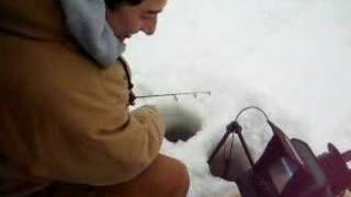 Pat Ice Fishing part duex