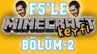 F5'le Minecraft Keyfi - Bölüm 2 - Unutkanlık FAIL