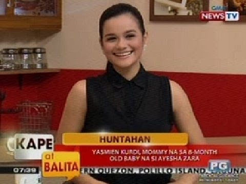 Kb: Huntahan: Yasmien Kurdi, Mommy Na Sa 8-month Old Baby Na Si Ayesha Zara video