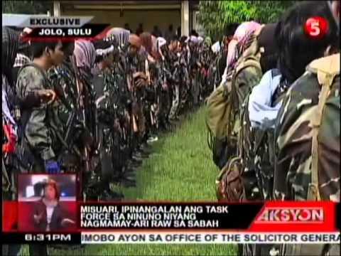 bagong tatag na unit ng MNLF, magliligtas sa mga pinoy na naiipit sa sabah