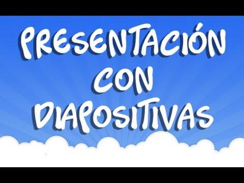 Flash CS6 Presentación con diapositivas