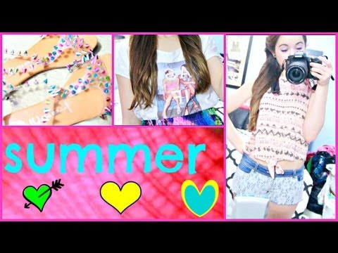 Pre-Summer Fashion Haul =) Urban Outfitters, Forever 21, & more!