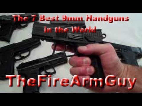 The 7 Best 9mm Handguns in the World - TheFireArmGuy