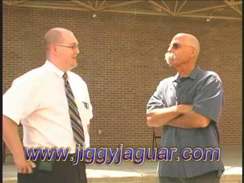 Dorian Michaels w/ Jiggy Jaguar at Art Ala Carte Salina Kansas