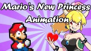 Mario's New Princess