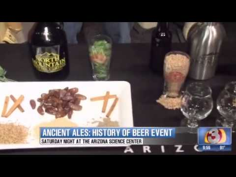 Arizona Science Center presents Ancient Ales beer event for adults