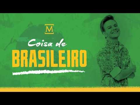 Michel Teló Coisa de Brasileiro ÁUDIO OFICIAL