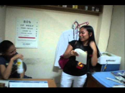 Scare Prank Victim - Pinay Beauty Alaiza
