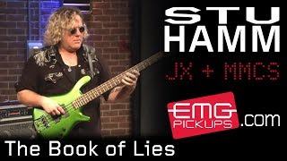 "Stuart Hamm - EMG pickupsが""The Book of Lies""のスタジオ・ライブ映像を公開 thm Music info Clip"