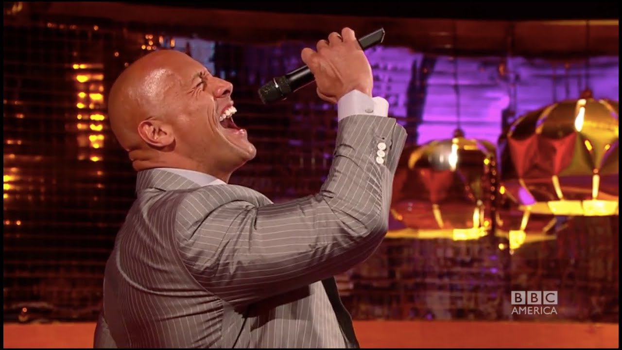 Dwayne Johnson breaks down What The Rock Is Cooking! - The Graham Norton Show