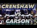 Crenshaw vs Carson CIFCS Playoffs 2014 : UTR Highl