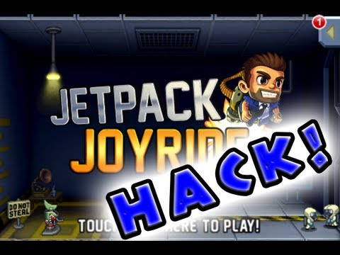 How to hack Jetpack Joyride