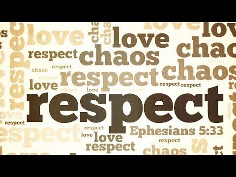 Love, Respect, Chaos: Respect