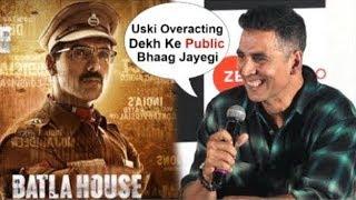 Akshay Kumar Sh0cking Reaction On Mission Mangal Clash With John Abraham Batla House