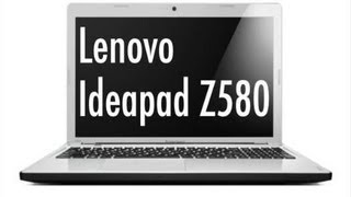 Lenovo Ideapad Z580 : Video Review