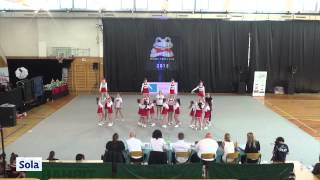 Sola FCC 2015 - PC - White Seastars (Vienna Pirates)