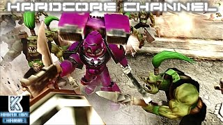 Warhammer 40 000 multiplayer Hardcore #143 Рашанул орка