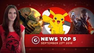 Pokémon Go Battle Mode Teased; Battle.net Discontinued - GS News Top 5