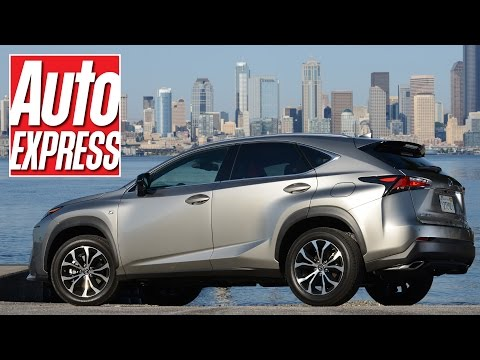 Lexus NX review - a concept car for the school run?