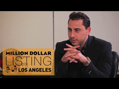 Josh Altman's Mini-Me // Million Dollar Listing LA // Season 7
