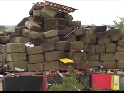 incineran drogas en Monclova