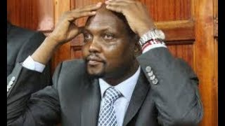 Moses Kuria on the spot for hate speech
