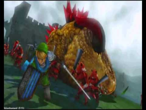 Hyrule Warriors - North American commercial