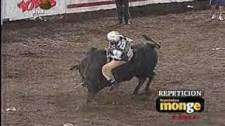 Levantín impresionante - Toros en Zapote 27/12/2008