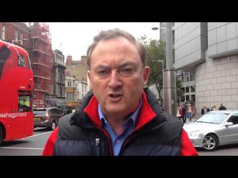 Protest For Palestine - Israeli Embassy - London 17 Oct. 2015
