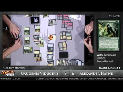 Pro Tour Avacyn Restored Top 8 Finals