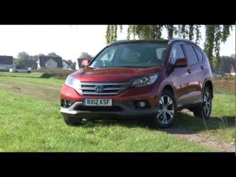 2012 Honda CR-V / -