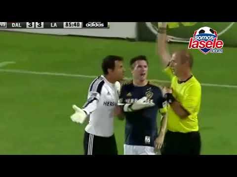 Lo más visto, los goles de Blas Pérez anotados al LA Galaxy