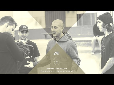 BATB X | Before The Battle - Tom Asta vs. Youness Amrani