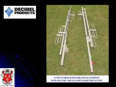 DB PRODUCTS ANTENNAS FROM WADSWORTH SALES.avi