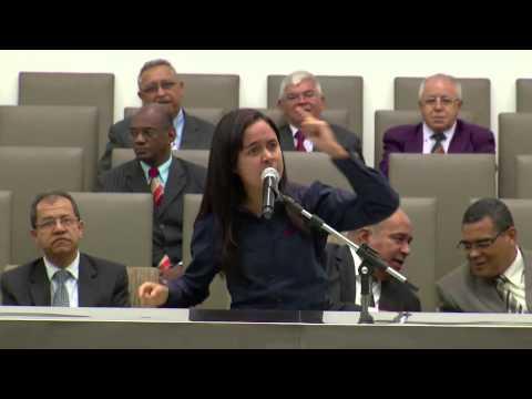 Mayra Carvalho Desperta - Templo Central(Congresso de Jovens)
