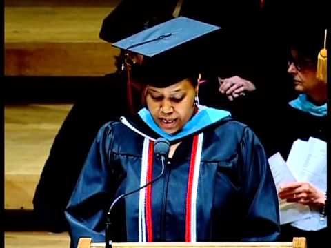 Kendall College 2014 Student Commencement Speech from Dushunda Henderson, School of Education